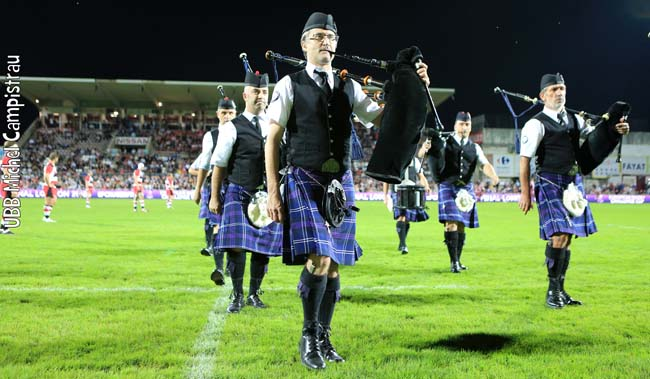 Le Bordeaux Pipe Band