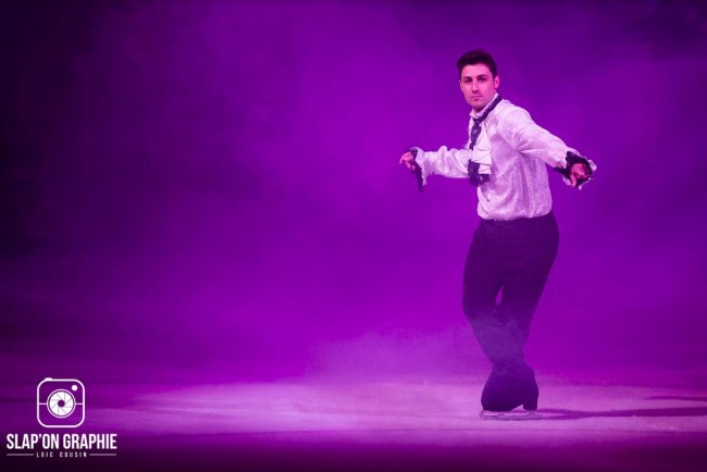 Holiday on Ice : Brian Joubert